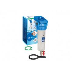 """Filtr mechanických nečistot AQ 10"""" 3/4"""" s ventilem"""