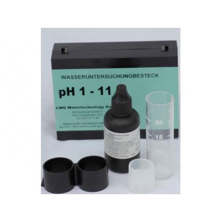Rychlotest pH