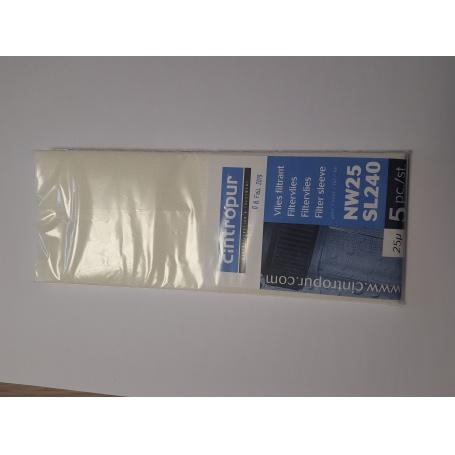 Vložka filtrační sada 5 ks FC-NW25-25