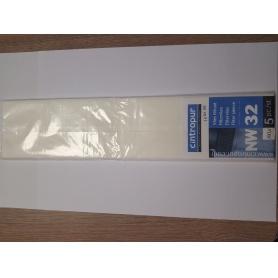 Vložka filtrační sada 5 ks FC-NW32-100 micron